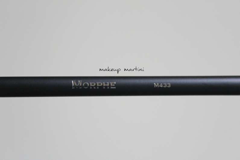 Morphe M433 Pro Firm Blending Fluff Brush Review