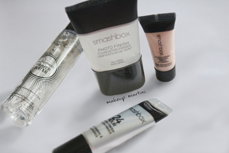 Smashbox Try It Primer Authority Kit Review and Swatches