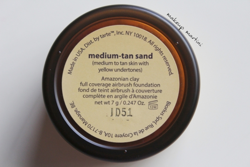 Tarte Amazonian Clay Airbrush Foundation Review