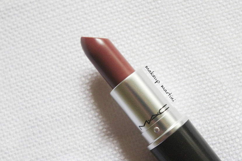 MAC Whirl Lipstick Review And Swatch