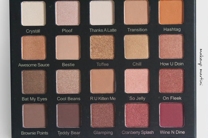 Holy Grail Palette Violet Voss Review