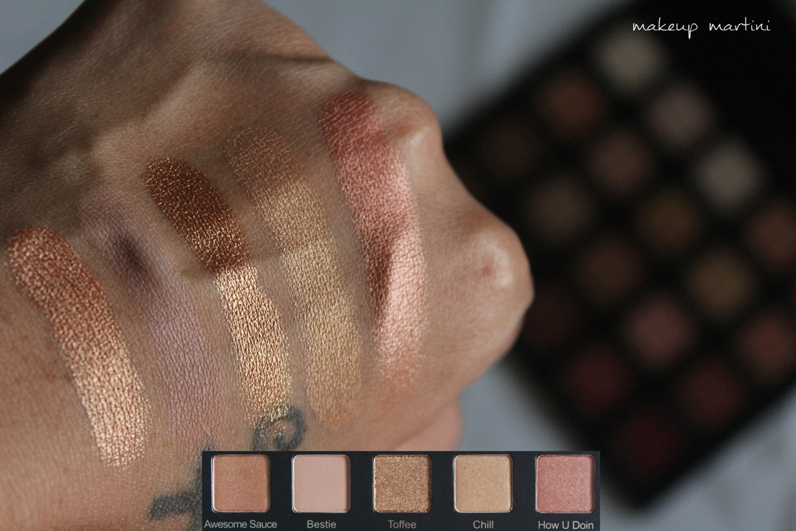 Violet Voss Holy Grail Palette Swatch Row 2