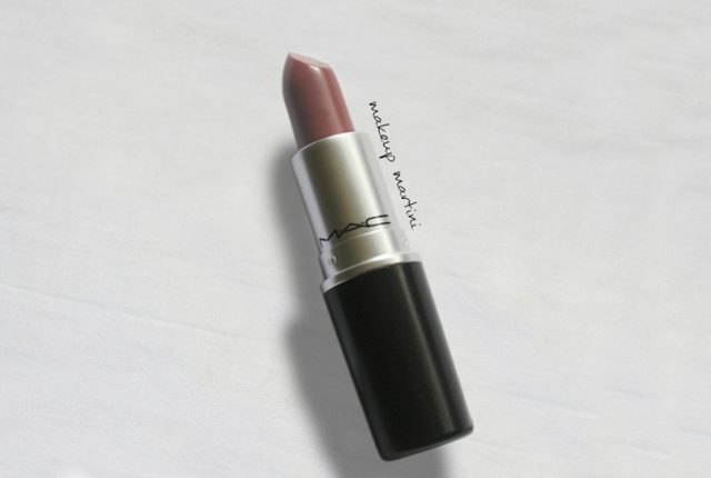 mac verve lipstick review and swatch