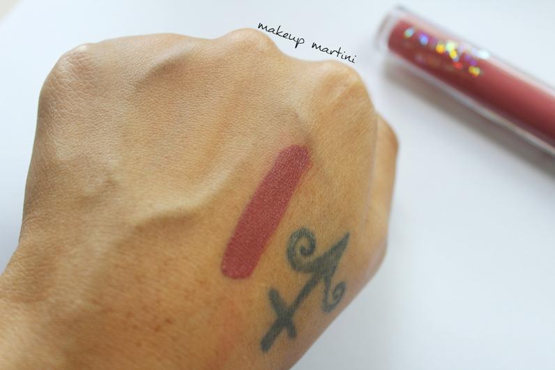 ColourPop Frick 'n' Frack lipstick Swatch