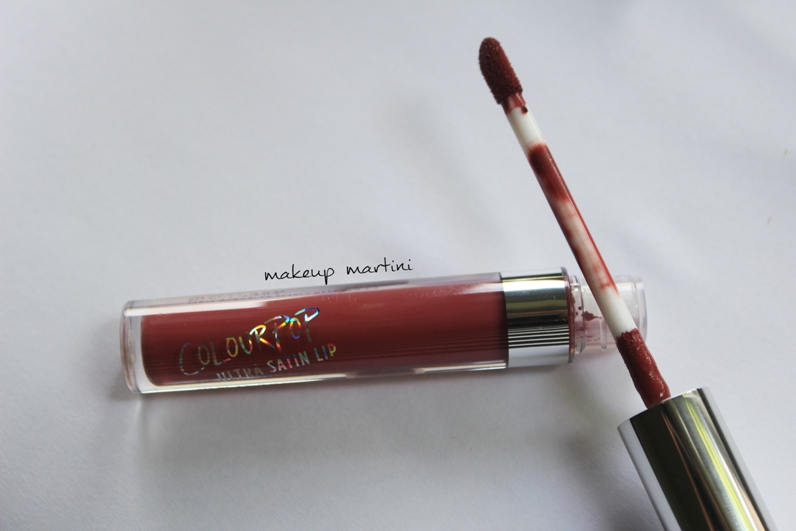 ColourPop Frick n Frack lipstick Review and Swatch