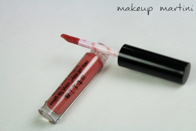Stila Stay All Day Nude Vinyl Lip Gloss Review
