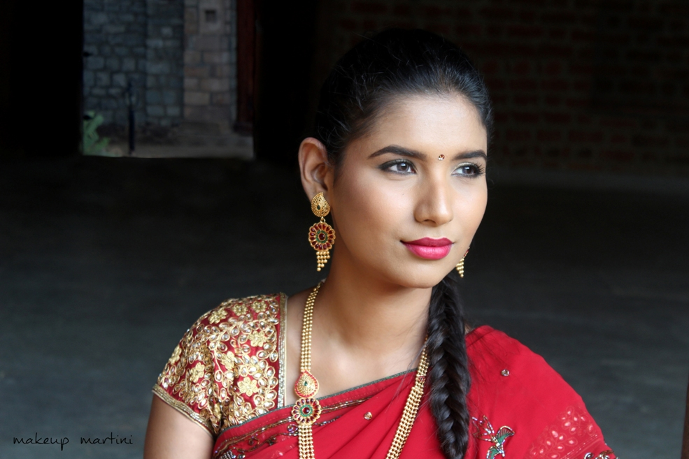Accessories For Traditional Indian Saree