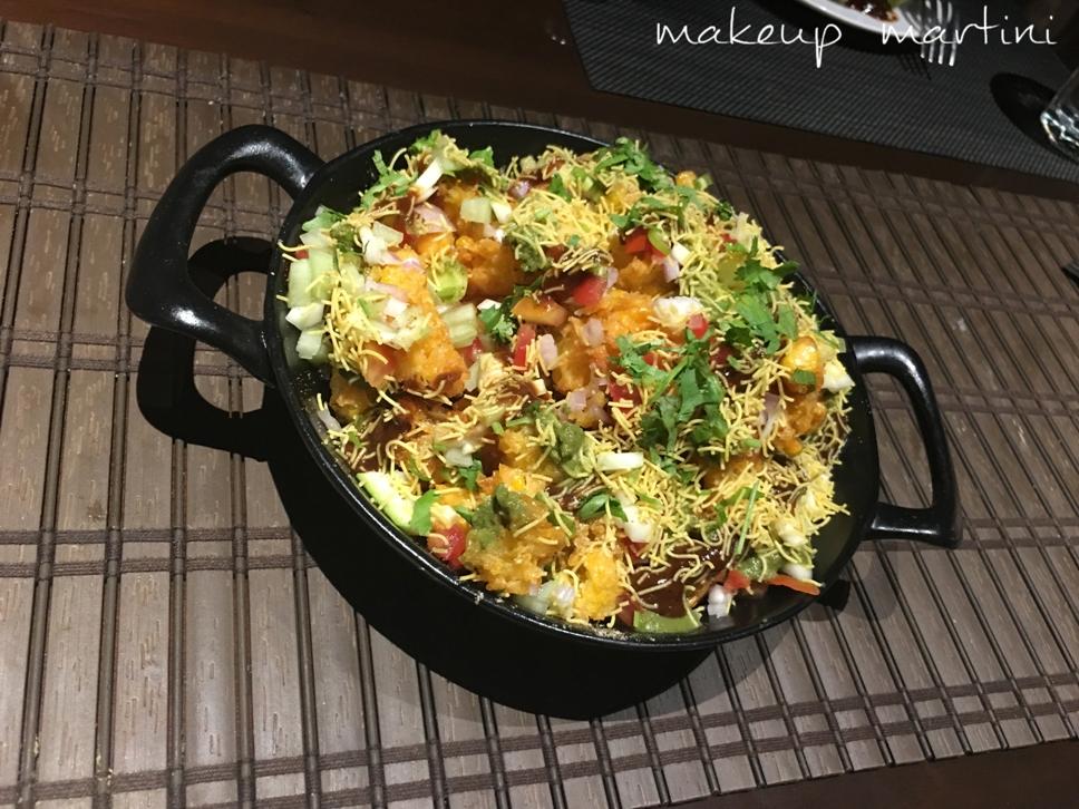 Makkai Muthia Chaat