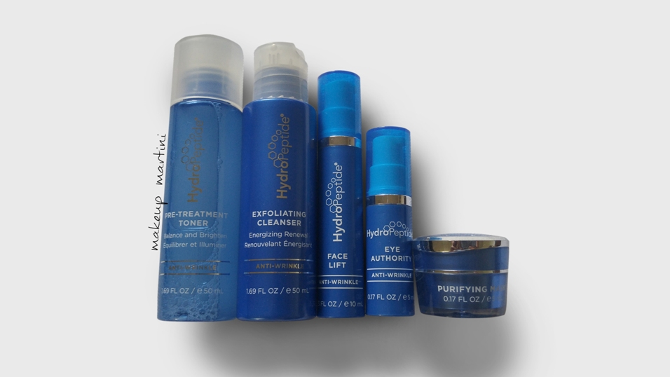 Hydropeptide On The Glow Set Review and Price