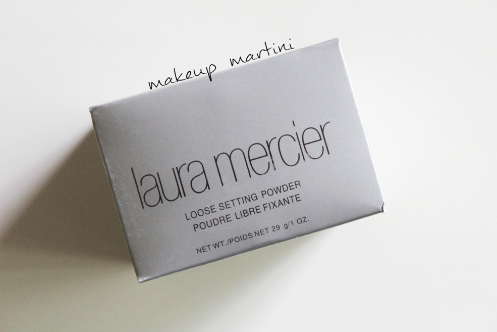 Laura Mercier Translucent Loose Setting Powder Packaging