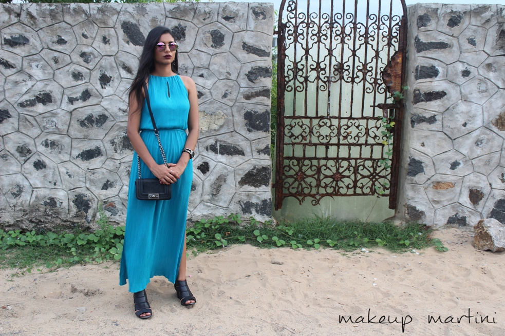 Styling A Maxi Dress The Bohemian Way