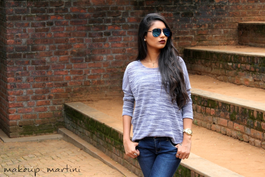Styling Casual Outfits with Grunge OOTD
