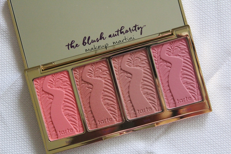 Tarte Tarteist Blush Palette Review