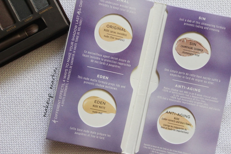 Urban Decay Naked 1  Palette Review and Swatch