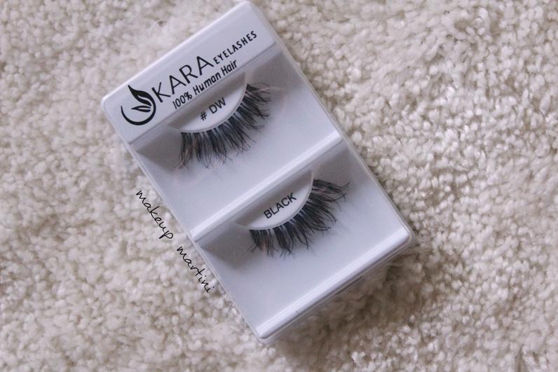 Kara DW False Eyelashes Review
