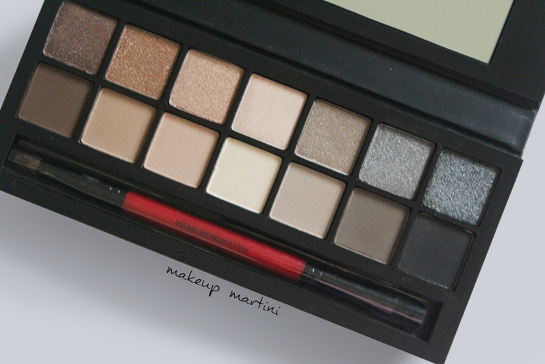 Smashbox Full Exposure Palette Review and Swatch