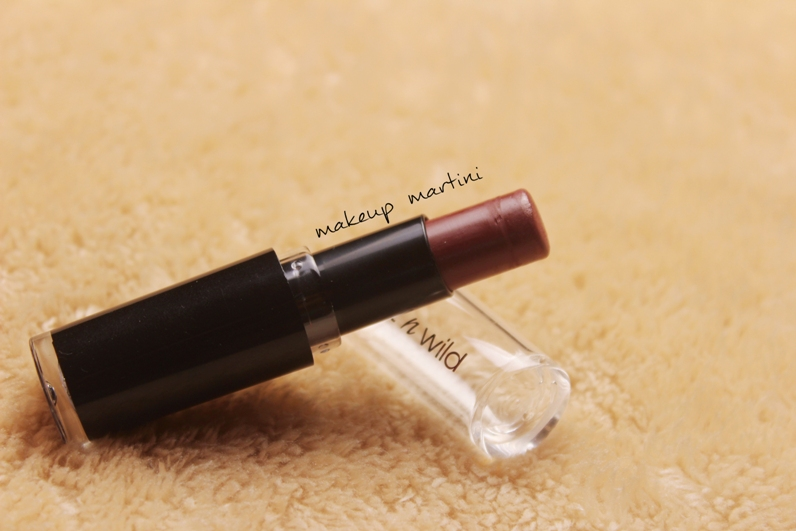 Wet n Wild Mochalicious Lipstick Review