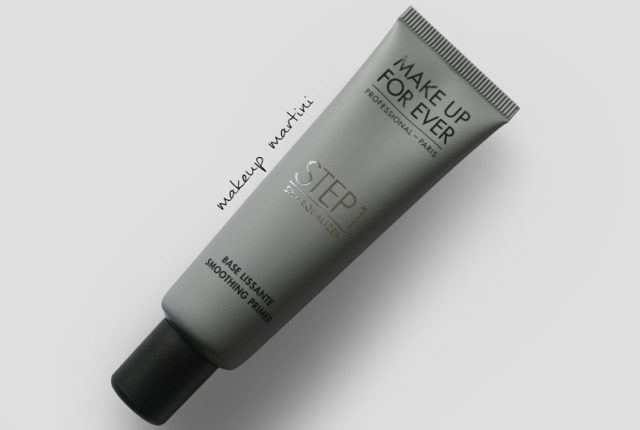 Make Up For Ever Step 1 Skin Equalizer Smoothing Primer Review
