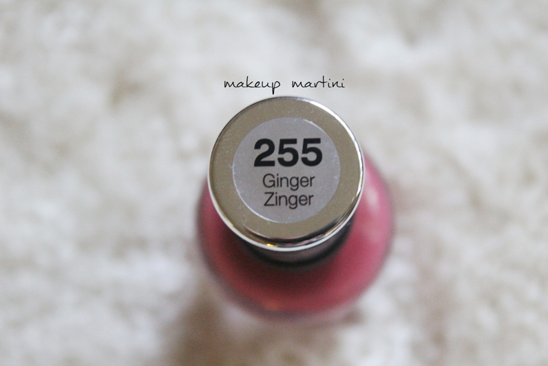 Sally Hansen Complete Salon Manicure Ginger Zinger