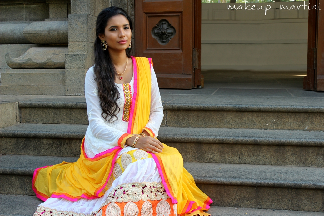 Styling Anarkali Dress Ideas