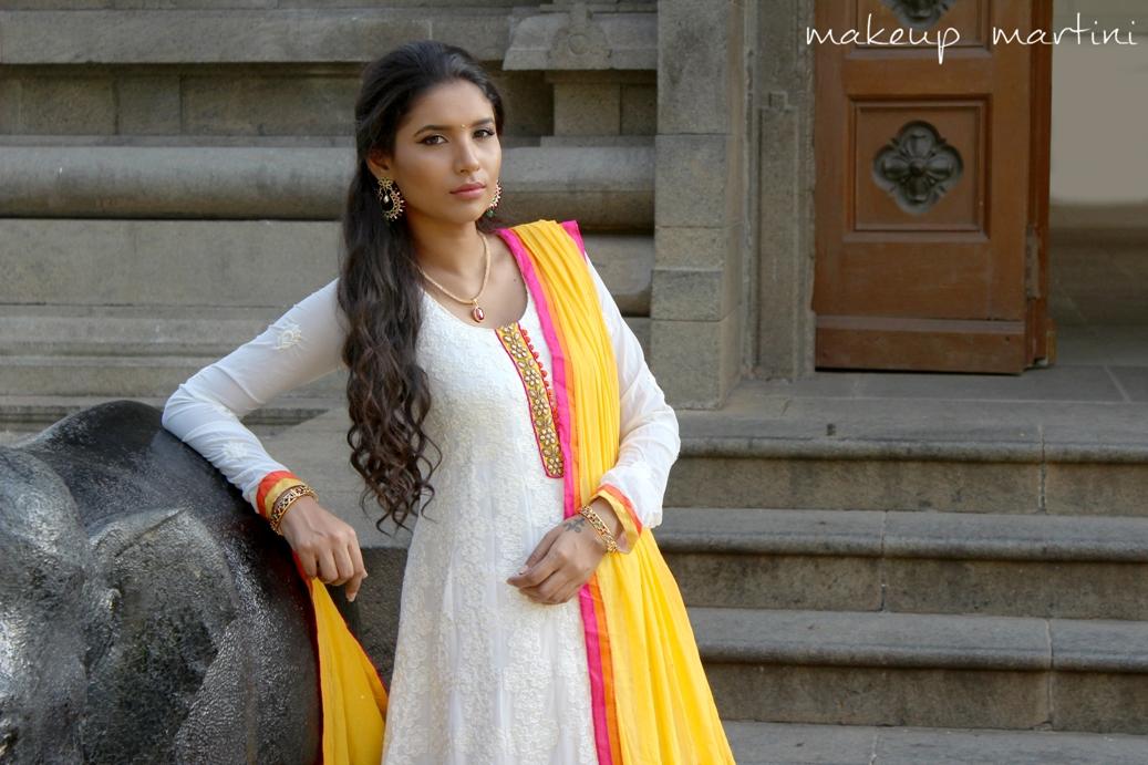 Styling Anarkali Dress Ideas