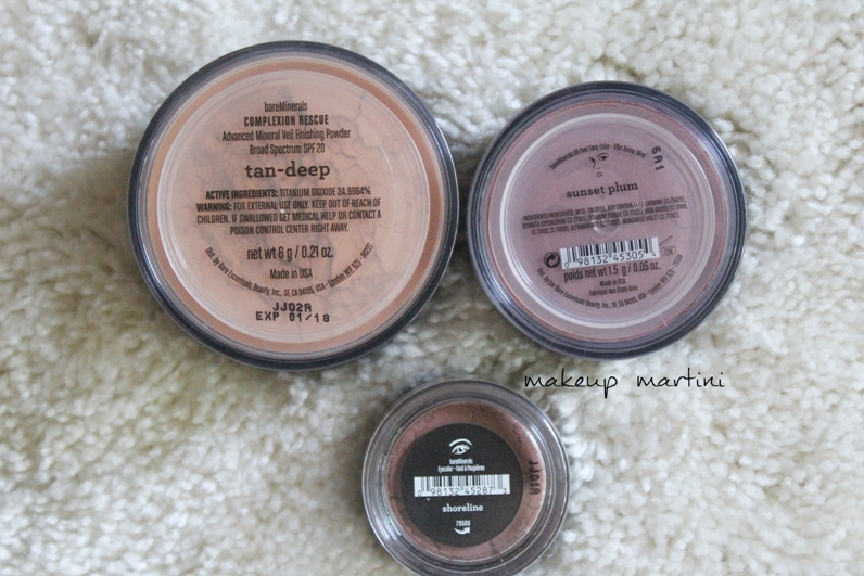 BareMinerals Love, California 7pc. Complexion Rescue Kit Review