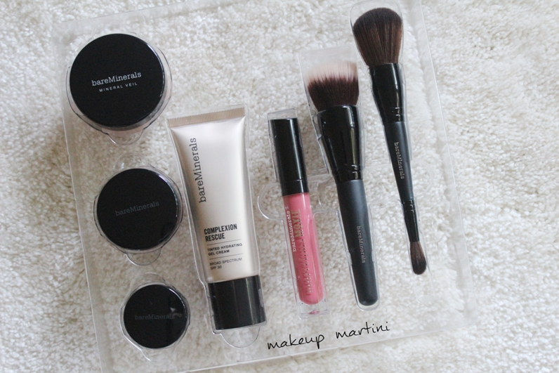 BareMinerals Love, California Complexion Rescue Kit Products