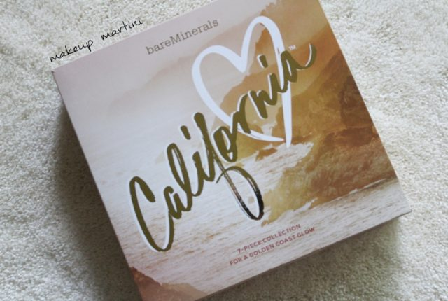 BareMinerals Love, California Complexion Rescue Kit Review