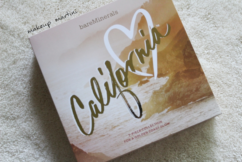 BareMinerals Love, California Complexion Rescue Kit Review