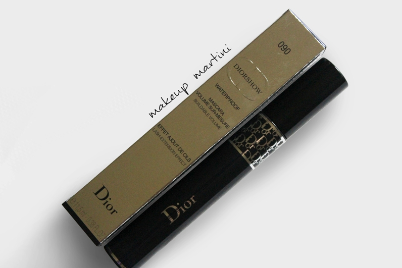 Dior Diorshow Waterproof Mascara Review and Swatches