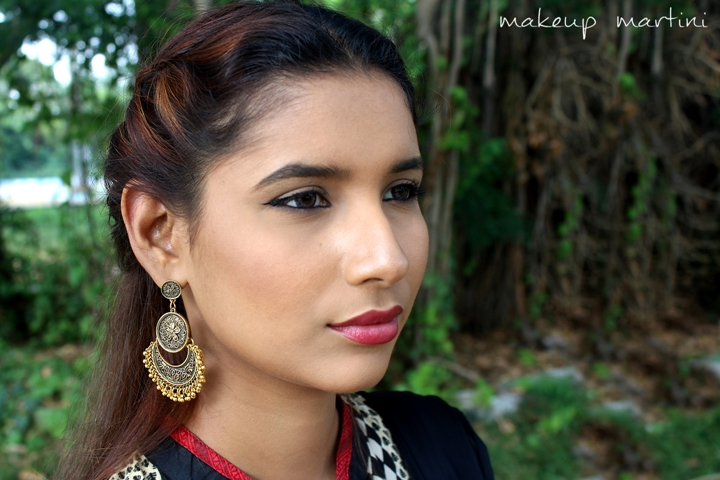 Makeup Ideas For Mehendi and Sangeet