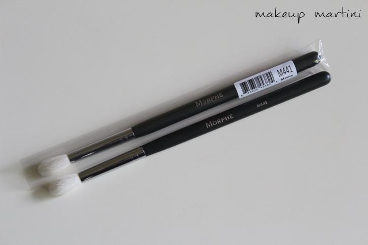 Morphe Brushes M441 Pro Firm Blending Crease Brush Review