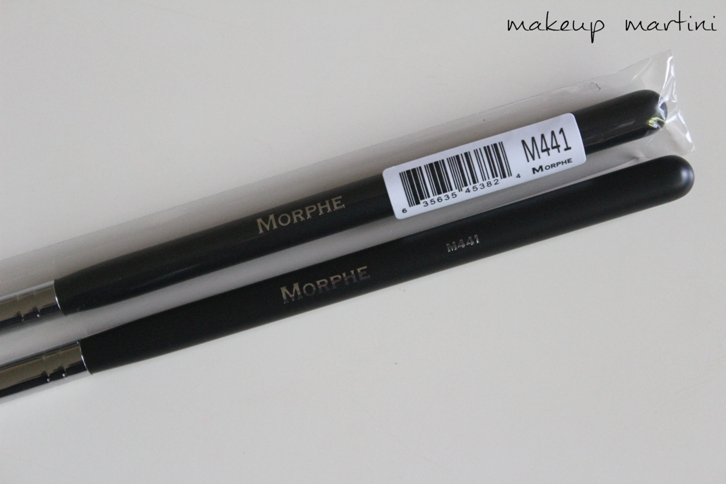 Morphe M441 Pro Firm Blending Crease Brush Review