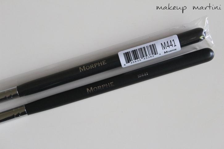 Morphe M441 Pro Firm Blending Crease Brush Review