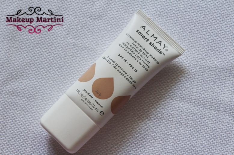 Almay Smart Shade Skin Tone Matching Makeup Review