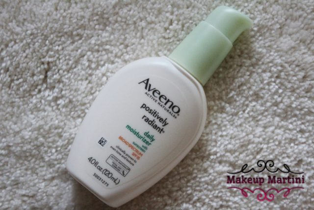 Aveeno Daily Moisturizer Review