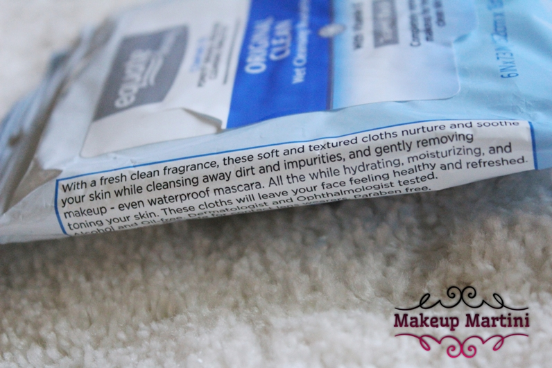 Equate Beauty Original Wet Cleansing Wipes Review