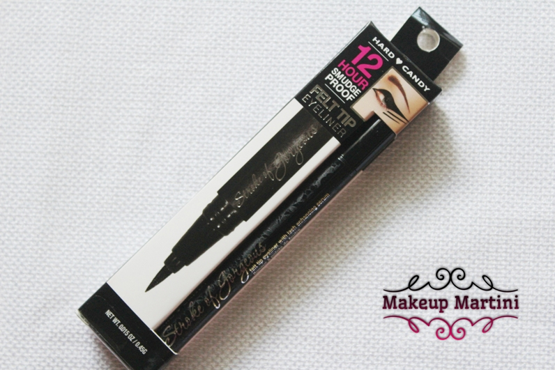 Hard Candy Stroke Of Gorgeous Eyeliner Review and Swatch