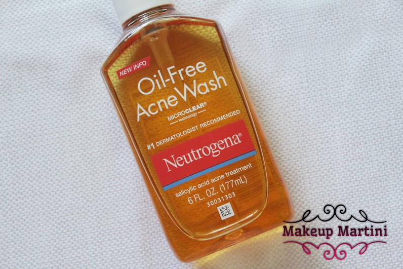 Neutrogena Oil-Free Acne Wash Review