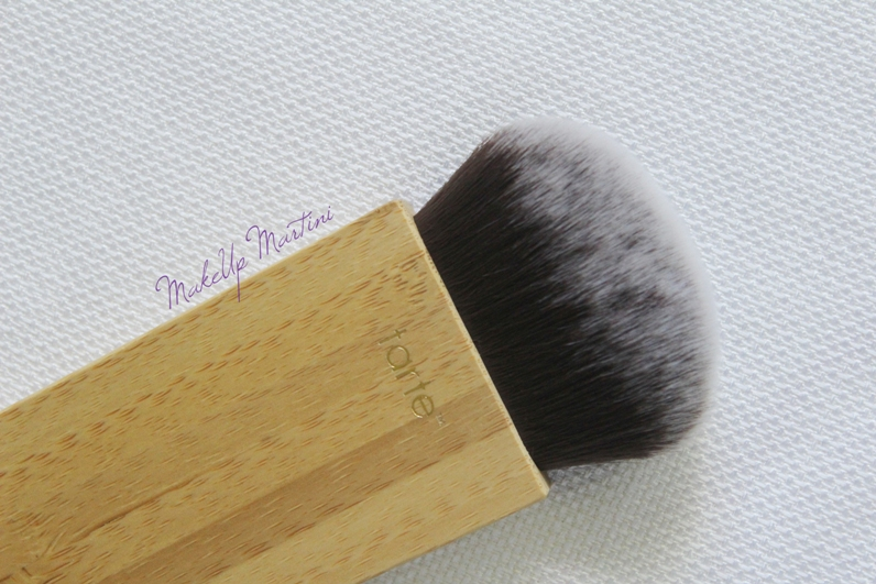 How to use Tarte Swirl Power Contour & Bronzer Brush