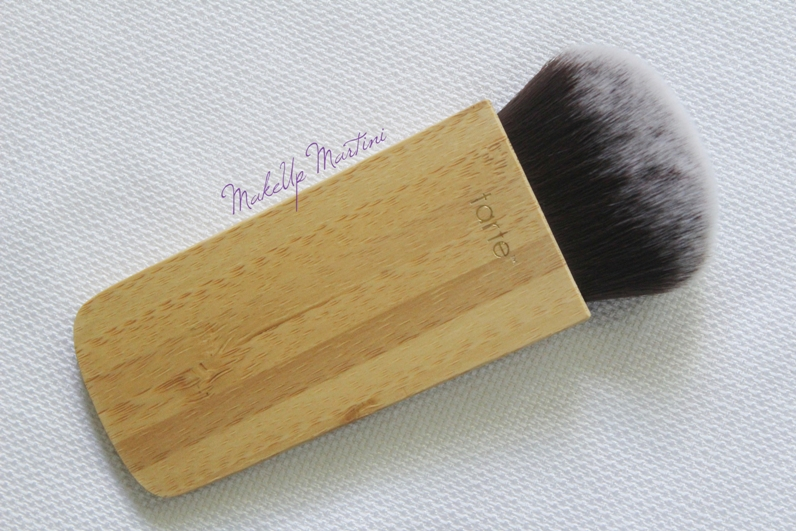 Tarte Swirl Power Contour & Bronzer Brush Review