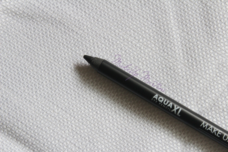 MUFE Aqua XL Eye Pencil Review and Swatch