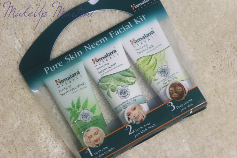 Himalaya Herbals Pure Neem Facial Kit