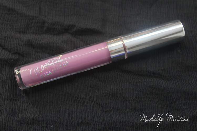 ColourPop Dopey Ultra Satin Lipstick Review