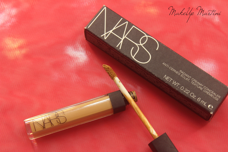 NARS Caramel Radiant Creamy Concealer Review and Swatch