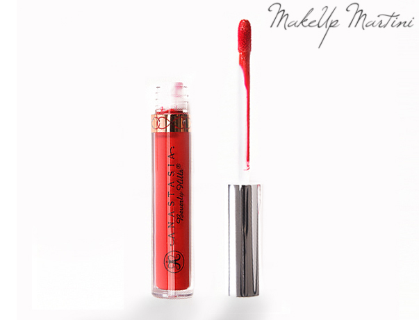 Anastasia Beverly Hills American Doll Liquid Lipstick Review