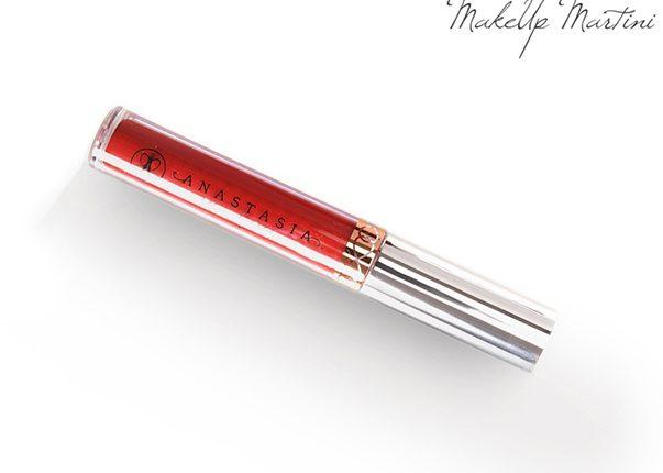 Anastasia Beverly Hills American Doll Liquid Lipstick Review