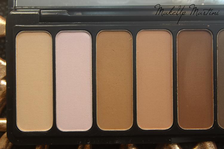 ELF Mad For Matte Eyeshadow Palette Shades (2)
