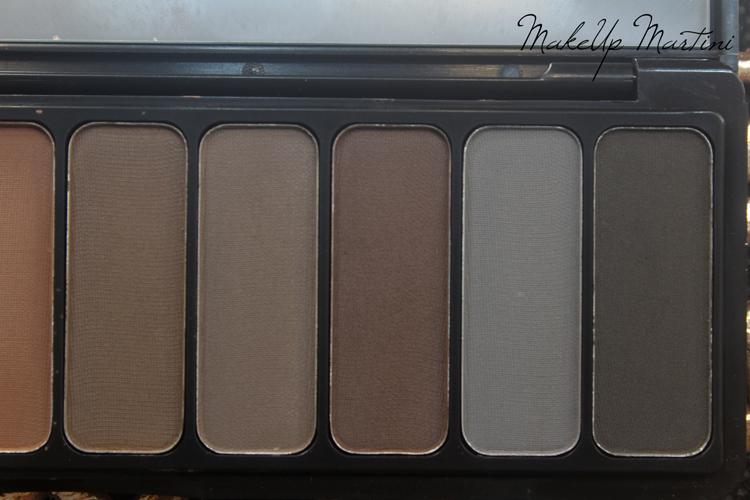 ELF Mad For Matte Palette Shades