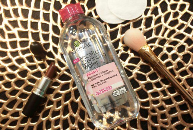 Garnier SkinActive Micellar Cleansing Water Review